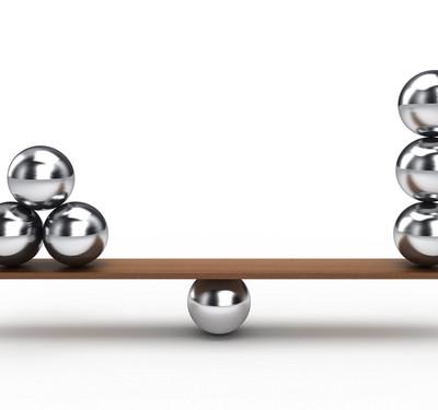 Het principe van balans