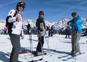 blog plaatje Skiing with helmets 220915